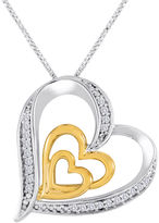 Jcpenney diamond necklaces shopstyle for Triple j fine jewelry