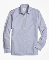 Brooks Brothers Nine to Nine Mini Checkered Shirt
