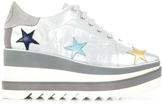 Stella McCartney Sneak-Elyse star sneakers