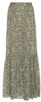 Vanessa Bruno Silk Skirt