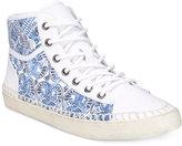 Roxy Billie Espadrille High-Top Sneakers