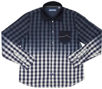 Jacob Cohen Gingham Print Cotton Shirt