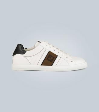 Fendi FF low-top sneakers