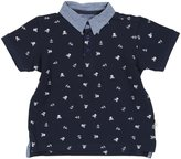 French Connection Printed Polo (Toddler/Kid) - Classic Navy-5/6 Years