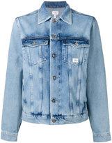 Calvin Klein Jeans classic denim jacket - women - Cotton - S