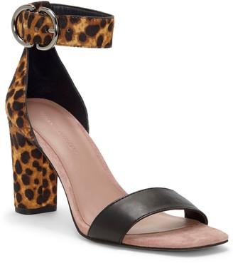 Rebecca Minkoff Kemina Ankle Strap Block Heel Sandal