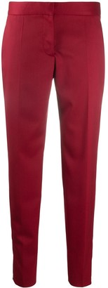 Stella McCartney Mid-Rise Tailored Trousers