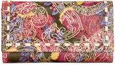 Patricia Nash Metallic Tooled Lace Terresa Wallet