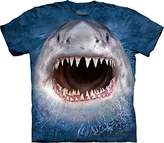 The Mountain Men's Wicked Nasty Shark Adult T-Shirt