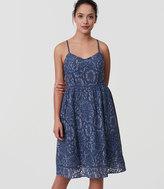 LOFT Lace Cami Dress