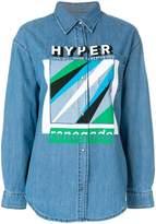 Kenzo Hyper denim shirt