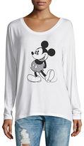 David Lerner Mickey Mouse Tee