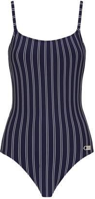 Solid & Striped Nina Belt Swimsuit