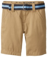 Tommy Hilfiger Chester Twill Shorts (Toddler/Little Kids)