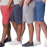 Kangol Designer Walmer Mens New Elasticated Sweat Jogging Shorts Sizes S M L Xl