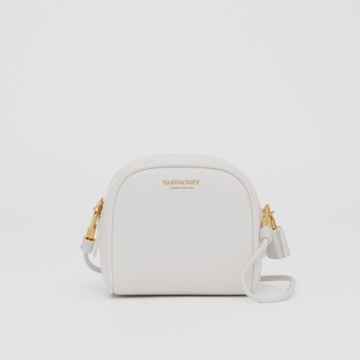 Burberry Micro Leather Cube Bag