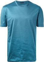 Pal Zileri classic plain T-shirt - men - Cotton - S