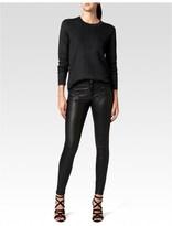 Paige Gwinn Sweater - Charcoal Metallic / Black