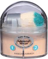 Physicians Formula Mineral Wear Talc Free Mineral Loose Powder Duo