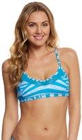 Speedo Women's Mesh Bikini Top with Rings 8148886