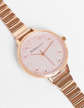 BCBGMAXAZRIA Generation bracelet watch