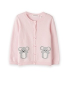 Country Road Mouse Knit Cardigan