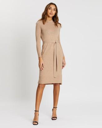 Sportscraft Anne Wool-Cashmere Dress