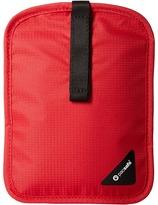 Pacsafe Coversafe V60 RFID Secret Belt Wallet
