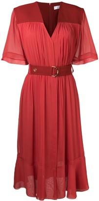 Chloé Cady midi dress