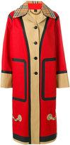 Burberry Oversized Car coat