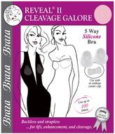 Brazabra Reveal II Cleavage Galore - Size C