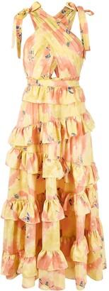 Ulla Johnson Zahra ruffled dress