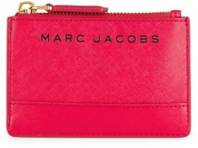 Marc Jacobs Colorblock Logo Wallet