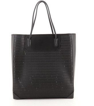 Alexander Wang Prisma Skeletal Tote Perforated Leather