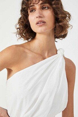 Witchery One Shoulder Knot Top