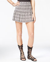 Roxy Juniors' Get Ready Printed A-Line Skirt