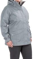 Columbia Sleet to Street Interchange Jacket - Waterproof, Insulated (For Plus Size Women)