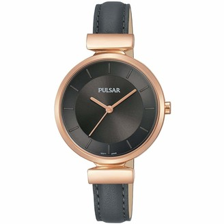 Pulsar Women's Analogue Analog Quartz Watch with Stainless Steel Strap PH8420X1