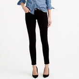 J.Crew Toothpick jean in black