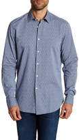 Robert Barakett Austin Long Sleeve Sport Shirt