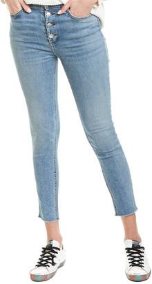 Rag & Bone Nina Farrah High-Rise Ankle Skinny Leg