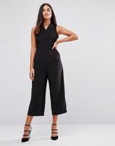 AX Paris Tailored Culotte Jumpsuit