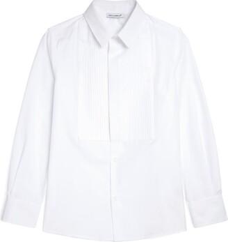 Dolce & Gabbana Kids Long-Sleeved Shirt (8-12 Years)