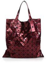 Bao Bao Issey Miyake Prism Metallic Faux-Leather Tote