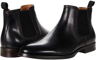 Steve Madden Black Chelsea Men's Boots