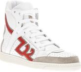 DSquared DSQUARED2 hi-top sneaker