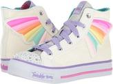 Skechers Twinkle Toes - Shuffles 10707L Lights Girl's Shoes