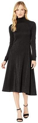 Lauren Ralph Lauren High Neck Dress