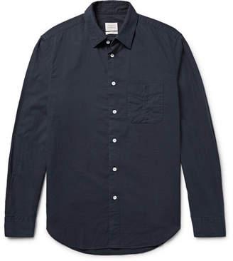 Rag & Bone Standard Issue Beach Cotton Shirt