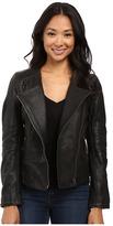 Lucky Brand City Leather Jacket